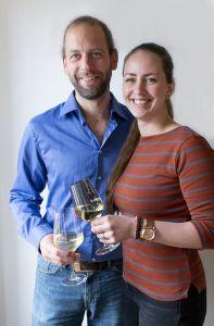 Alex Storms & Nettie Hagenaars