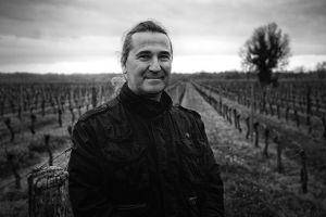 Bio-dynamische wijnboer Bégue Hippelman uit Fronton