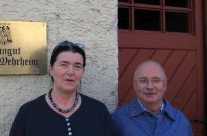 Herr und Frau Wehreim