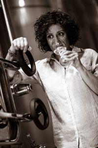 Wijnmaakster Maria Concetta