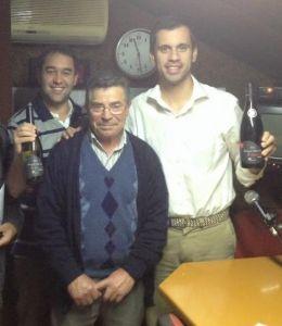 Jorge Nadais en z'n medewerkers creëren Dao wijnen van hoog niveau