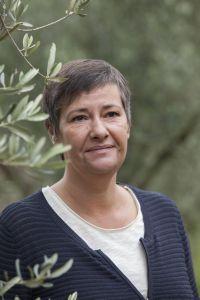 Top oeneloog Jean Natoli was haar leermeester en dat is te proeven in haar Mas Seren creaties.