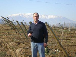 De wijnmaker van Mostazal!