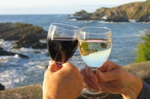 bulgaarse-wijngebieden - Het Zwarte Zeegebied