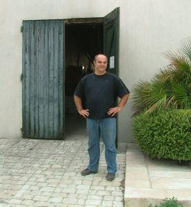 Francois Pennequin Oenoloog
