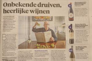Publicaties AD en Telegraaf 17-04-2021