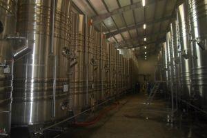 Dropia Winery - op niets wordt bespaard om kwaliteit te leveren-