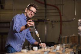 Een levensfilosofie waarin wijnmaker Marcel Feltin zich kan vinden..
