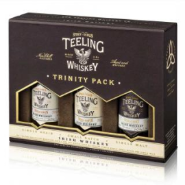 Teeling Trinity 3 pack