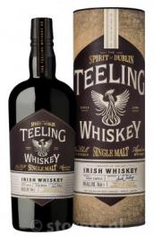 Teeling Single Malt Irish whisky
