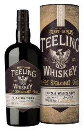 Teeling Single Malt Irish whisky