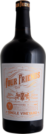 FOUR FRIENDS RED CUVEE single vineyard