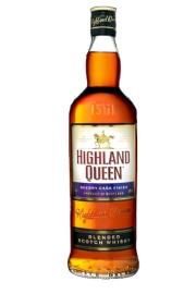 Highland queen Sherrywood blend
