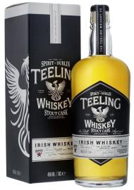 Teeling Stout Cask Finish Irish Whisky