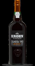 KROHN COLHEITA 1983